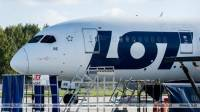 Polish Airlines LOT resumes flights to Minsk