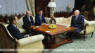 Lukashenko stresses importance of joint work of Belarus and Russia's special services