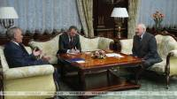 Lukashenko thanks Serbian ambassador for efforts to develop cooperation with Belarus