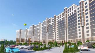 Promo in Park Chelyuskintsev: Very attractive prices in prestigious Minsk complex in February!