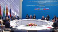 A.Lukashenko speaks about main priority for EAEU