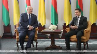 Lukashenko, Zelenskyy discuss Belarus-Ukraine relations in phone call